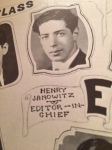 Henry as Editor