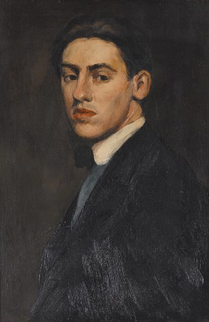 Charles_Demuth-_Self-Portrait,_1907