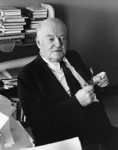 Photograph of Edmund Wilson [n.d.]