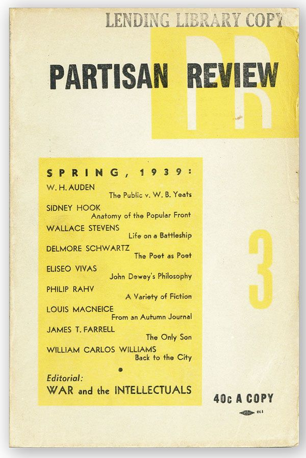 1939 Spring cover